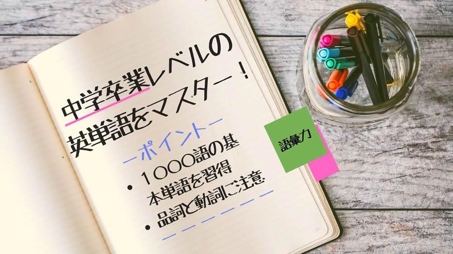 英語学習と英単語